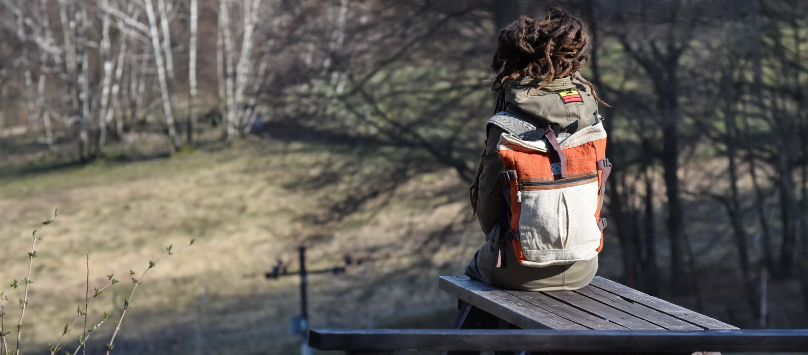 Ruksaky a tašky z konope - HEMP