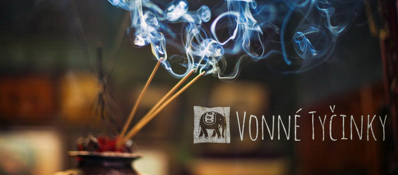 Ponúkame široký výber vonných tyčiniek od najobľúbenejších až po naozaj exotické. Vďaka týmto vôňam sa budete cítiť o krok bližšie k ázii.