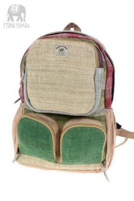 Ruksak HEMP natural - 187
